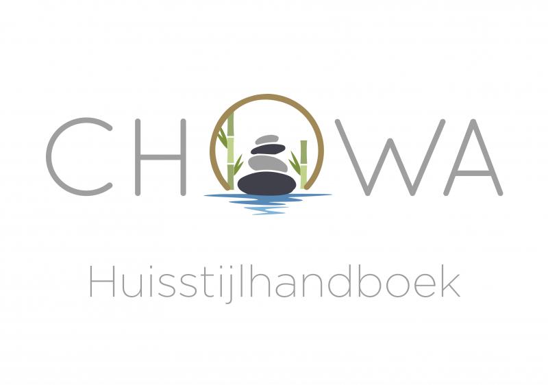 Huisstijl ontwerp: Logo Chowa