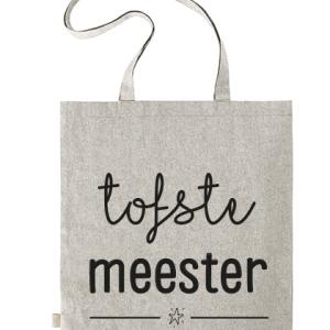 Geschenken: Tas Meester - Beige
