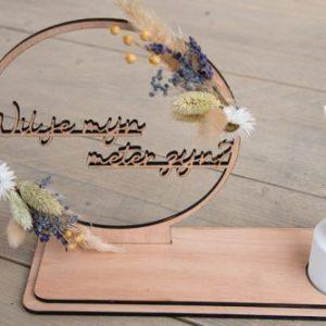 Geschenken: Flowerhoop Wil je mijn meter zijn?