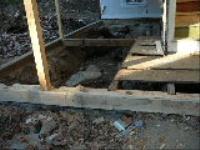 Restoration destruction