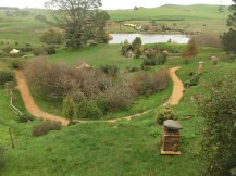Bilbo's view from Bad End.