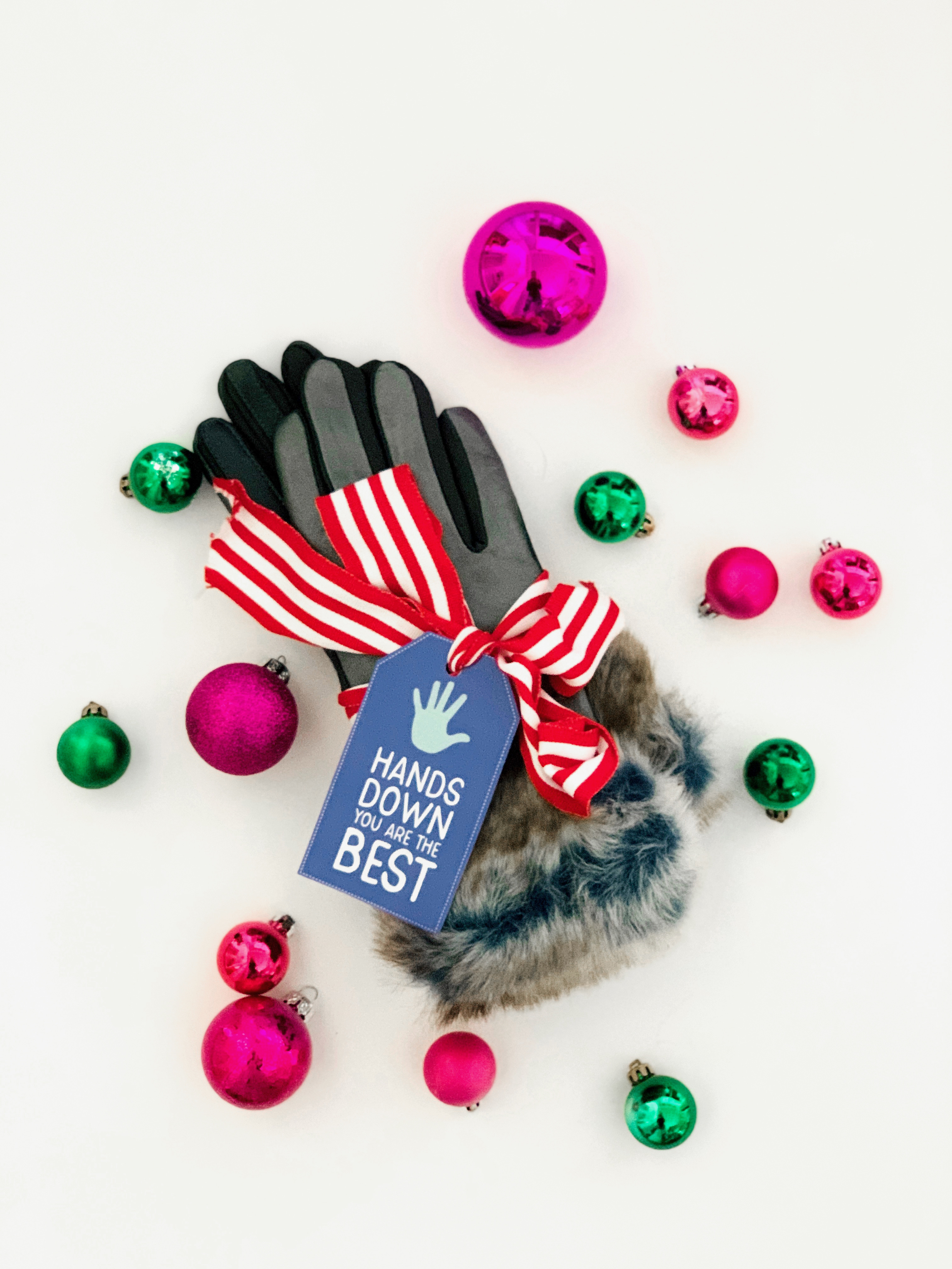 Free Printable For Glove Tag Just Posted
