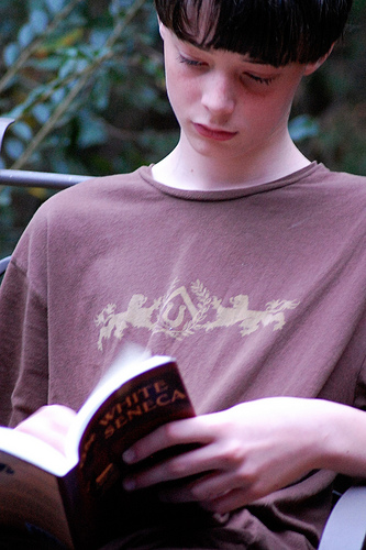 Our Readin' Teen