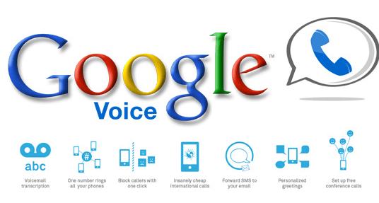 google voice accounts