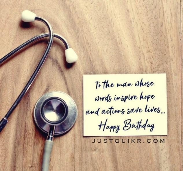 Top 50 Happy Birthday Special Unique Wishes Messages For Doctor J U S T Q U I K R C O M