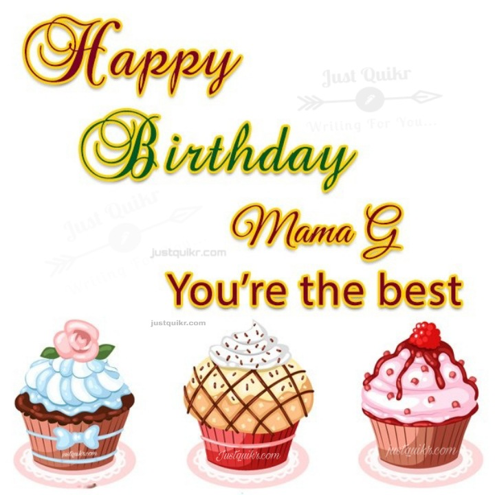 Download Happy Birthday Mama Quote Png Inspiring Quotes And Thoughts Of The Day