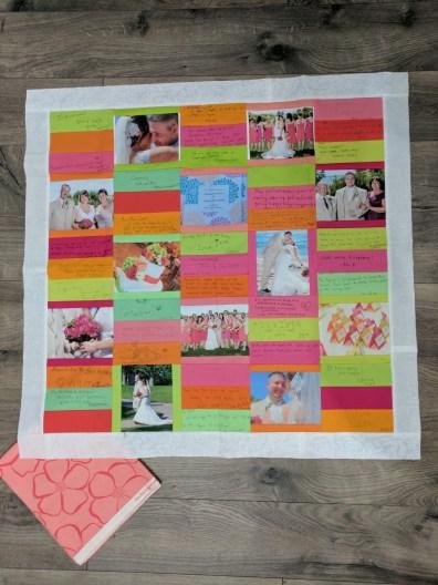 3) Beth's Wedding Quilt