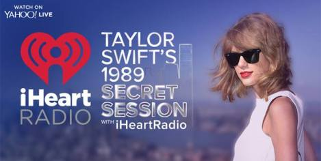 Taylor swift 1989 Secret session