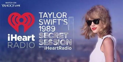 Taylor swift 1989 Secret session