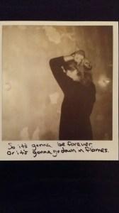 Taylor Swift Polaroids