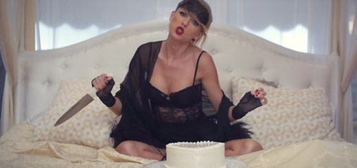Taylor Swift Blank Space music video