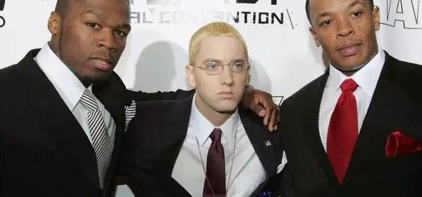 Eminem 50 Cent Dre