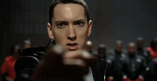 music streaming Eminem