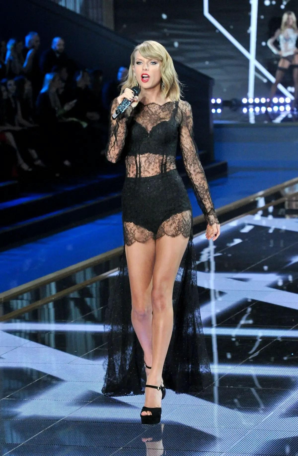 Taylor swift lingerie