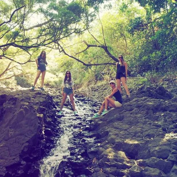 Taylor Swift hike in Maui