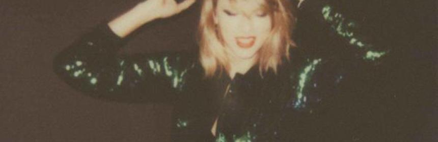 Taylor Swift third single 1989 style