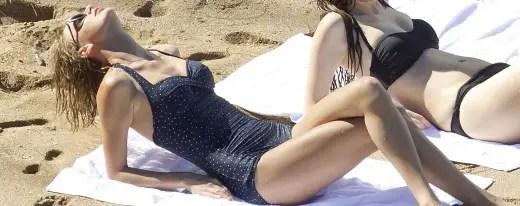 Taylor Swift in bikini in hawaii