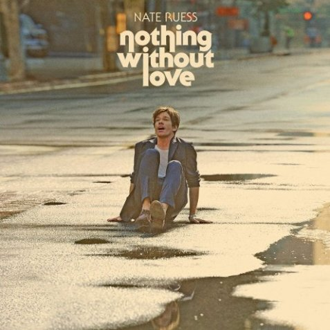 "Nate Ruess artwork for ""Nothing Without Love"" single"