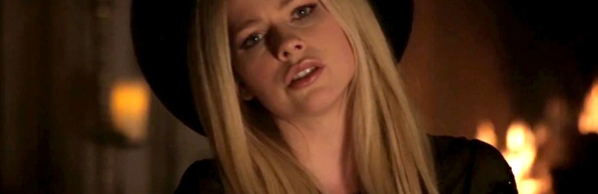 "avril lavigne ""give you what you like"" music video"