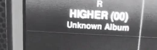 "Rihanna ""Higher"" snippet from 'R8' Album"