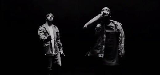 big sean blessings music video drake kanye west