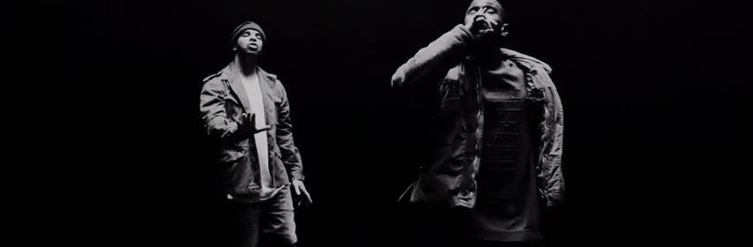 big sean blessings music video drake kanye west