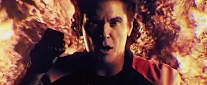 david hassellhoff true survivor music video from kung furn movie