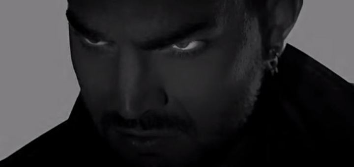 adam lambert ghost town music video