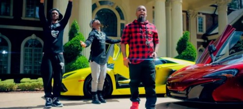 tech n9ne hood go crazy music video