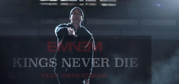 eminem kings never die ft. gwen stefani