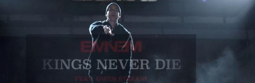 eminem kings never die ft. gwen stefani