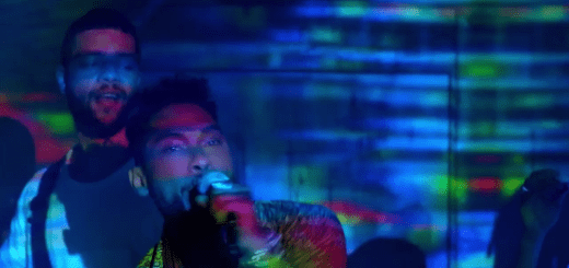 miguel waves music video