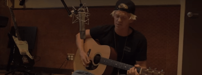 cody simpson burn one down redemption song cover ben harper