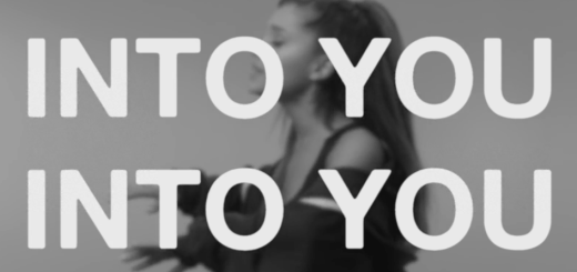 ariana grande into you lyric video review