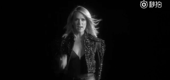 carrie underwood dirty laundry music video lyrics review