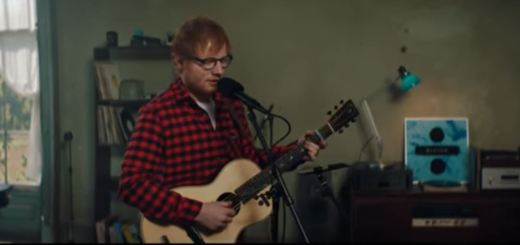 ed sheeran how would you feel paean live video review meaning