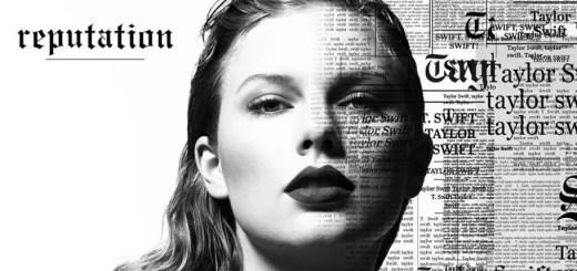 Taylor swift 2017 6th album reputation album art release date