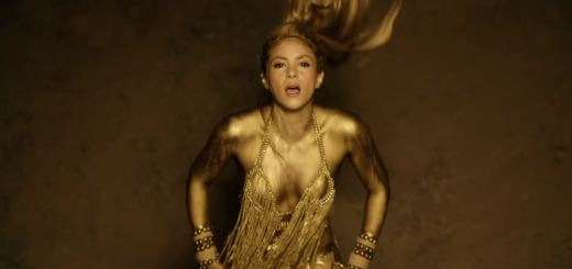 shakira hot perro fiel music video review