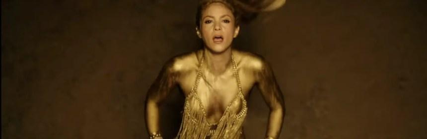 shakira hot perro fiel music video review