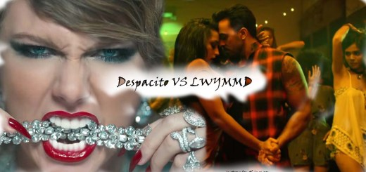 despacito 3 billion views lwymmd taylor swift