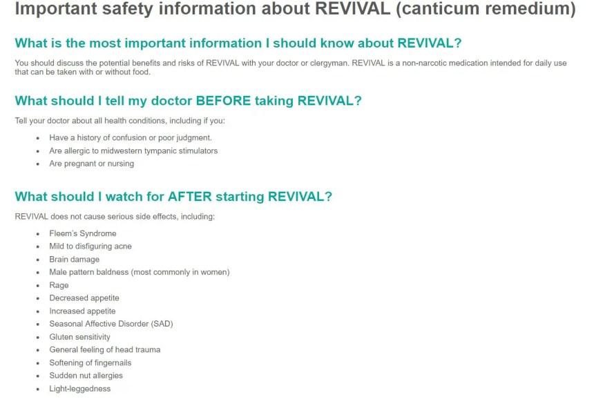 eminem revival album fake website proof