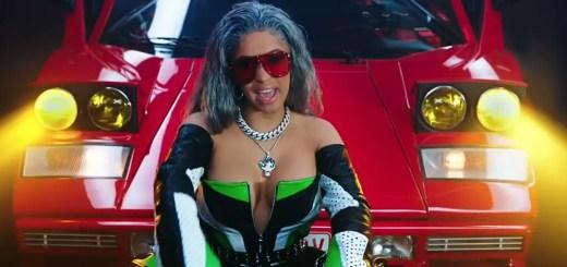 migos nicki minaj cardi b hot motorsport music video