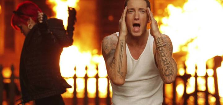 eminem love the way you lie rihanna lyrics meaning video