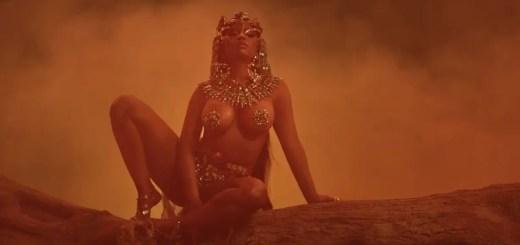 nicki minaj ganja burn video hot explicit nude