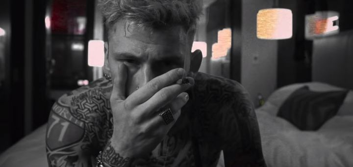 machine gun kelly binge ep lately video review