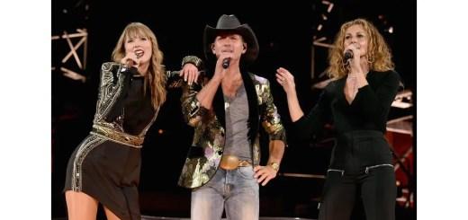 Taylor Swift Tim McGraw Faith Hill Reputation Tour