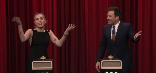 miley cyrus jimmy fallon name that song challenge live