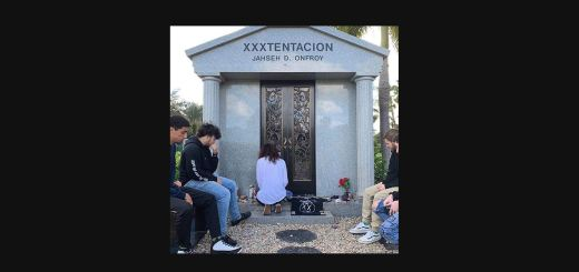 geneva ayala xxxtentacion grave visit tribute