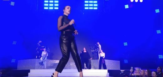 clean bandit capital's jingle bell ball 2018
