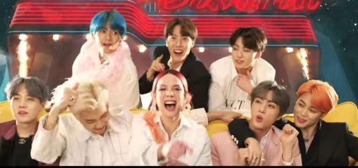 bts boy with luv halsey video